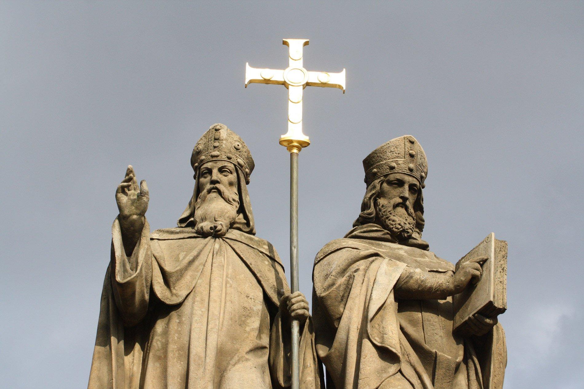 Cyril and Methodius-Pope John Paul II Slavorum Apostoli