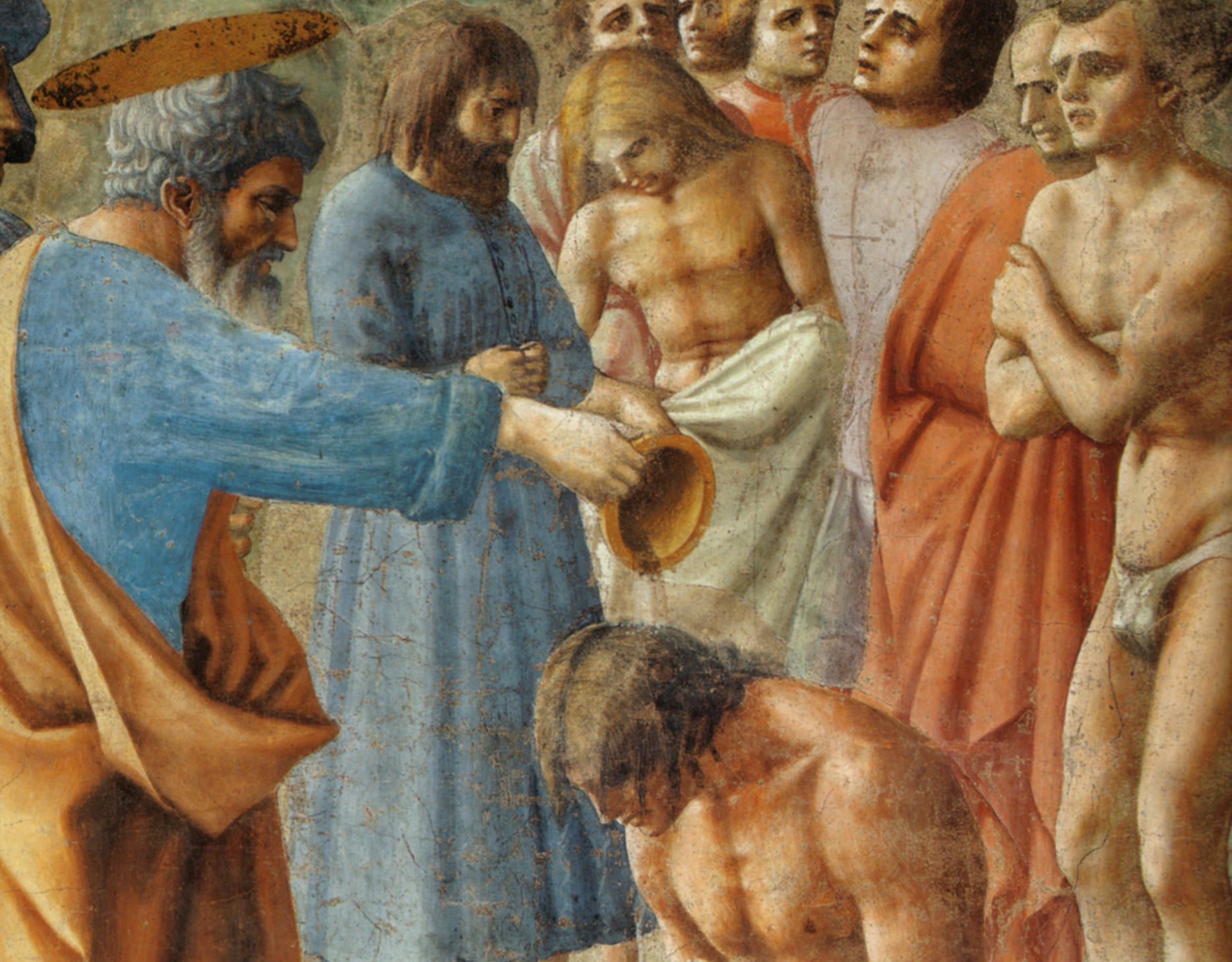 Image result for baptism in early church