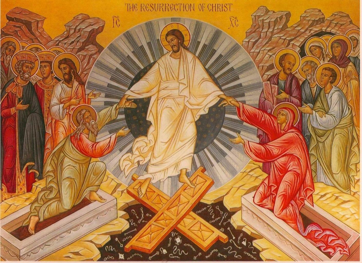 Easter Praise of Christ