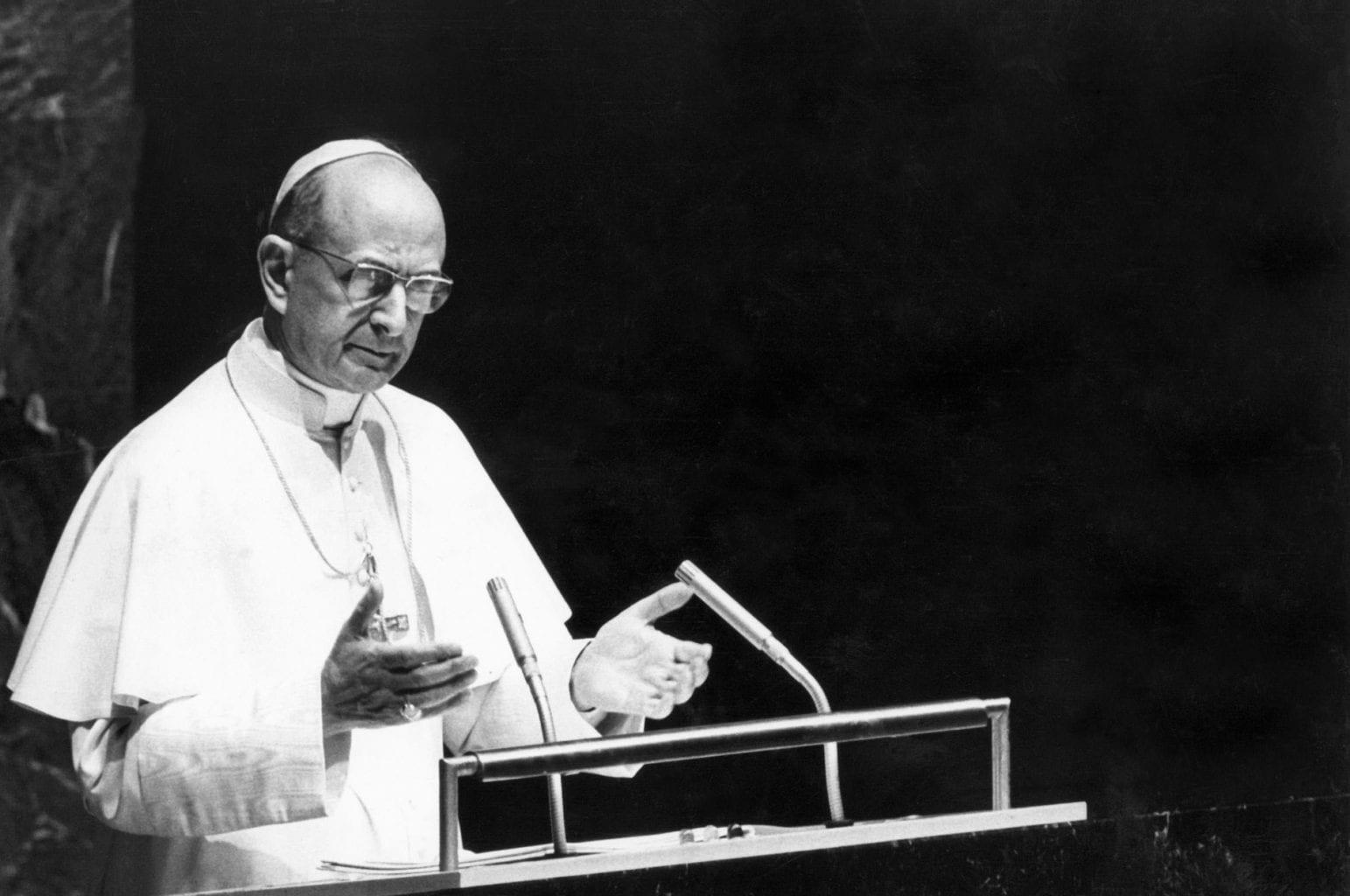 VATICAN LETTER Paul VI ecclesiam Suam