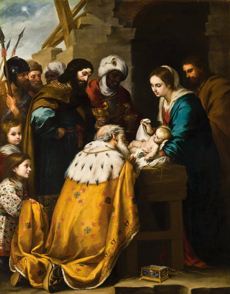 feast epiphany Peter Chrysologus on the wise men, baptism of Jesus in the Jordan river & the first miracle at the wedding of cana