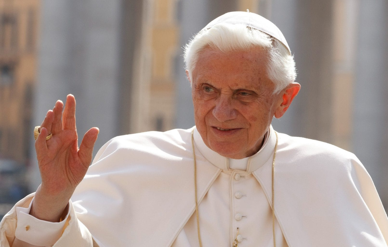 Bibliography of the Pre-Papal Writings of Benedict XVI