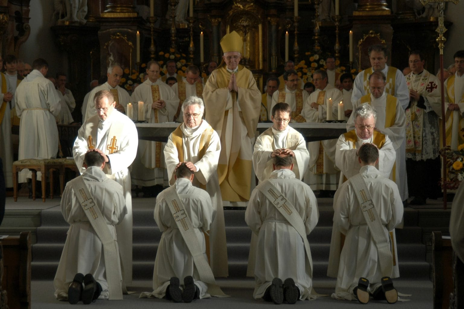 Clarifications on Reserving Priestly Ordination to Men Alone-Joseph Cardinal Ratzinger