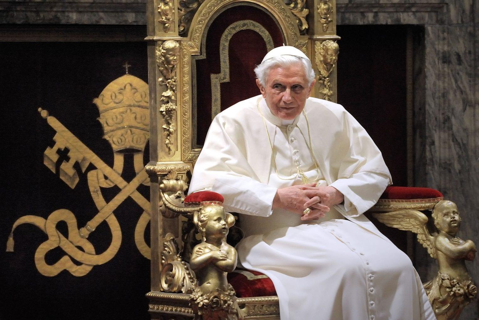Dictatorship of Relativism – Cardinal Ratzinger