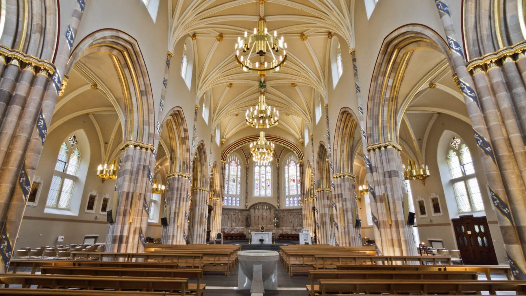 Homily on the Church in the Modern World-Joseph Cardinal Ratzinger
