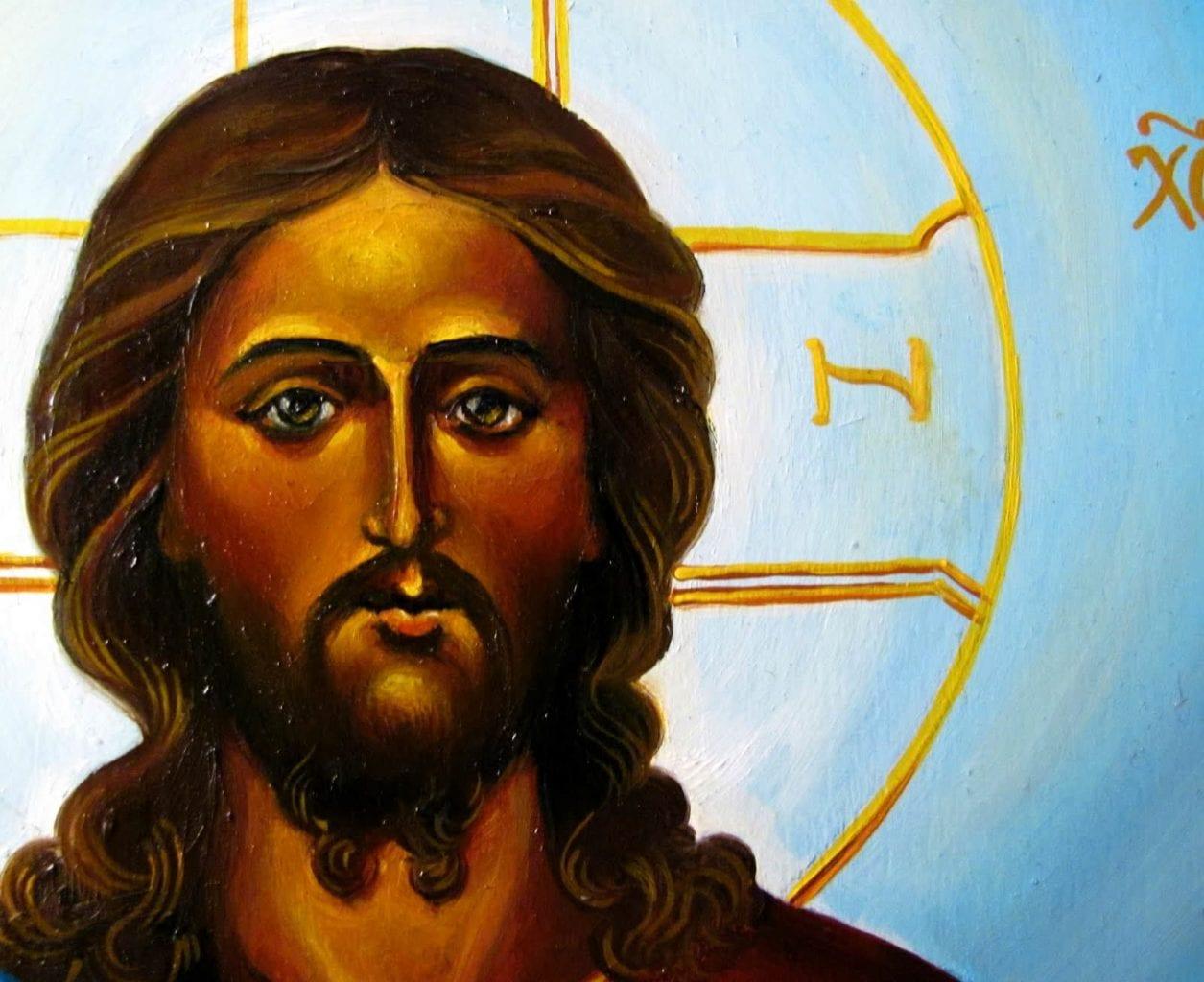 icon Jesus Christ measure true humanism Ratzinger Benedict XVI