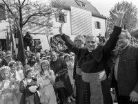 Pope Benedict XVI Risked Death
