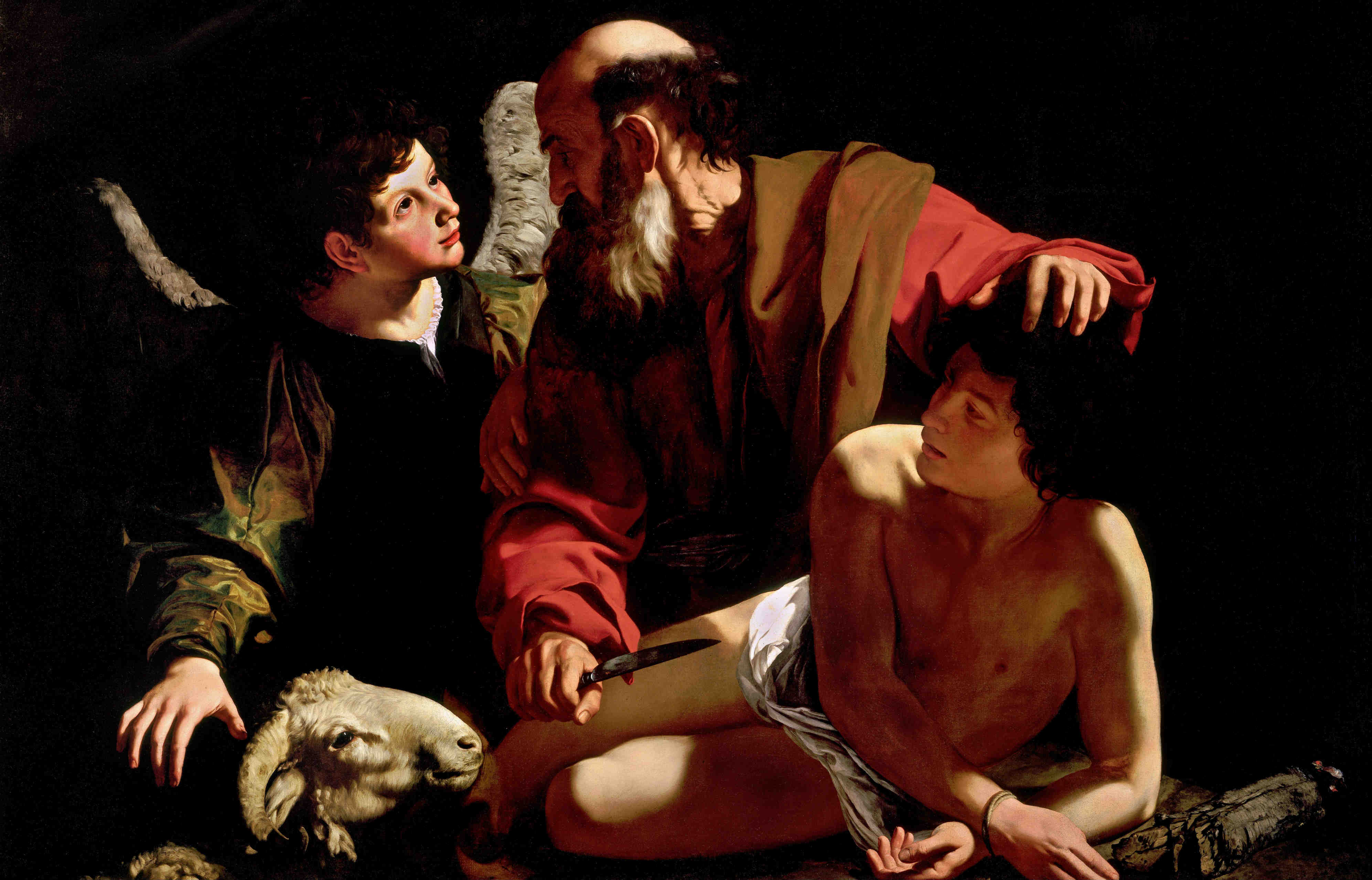 Abraham's Sacrifice of Isaac – Origen