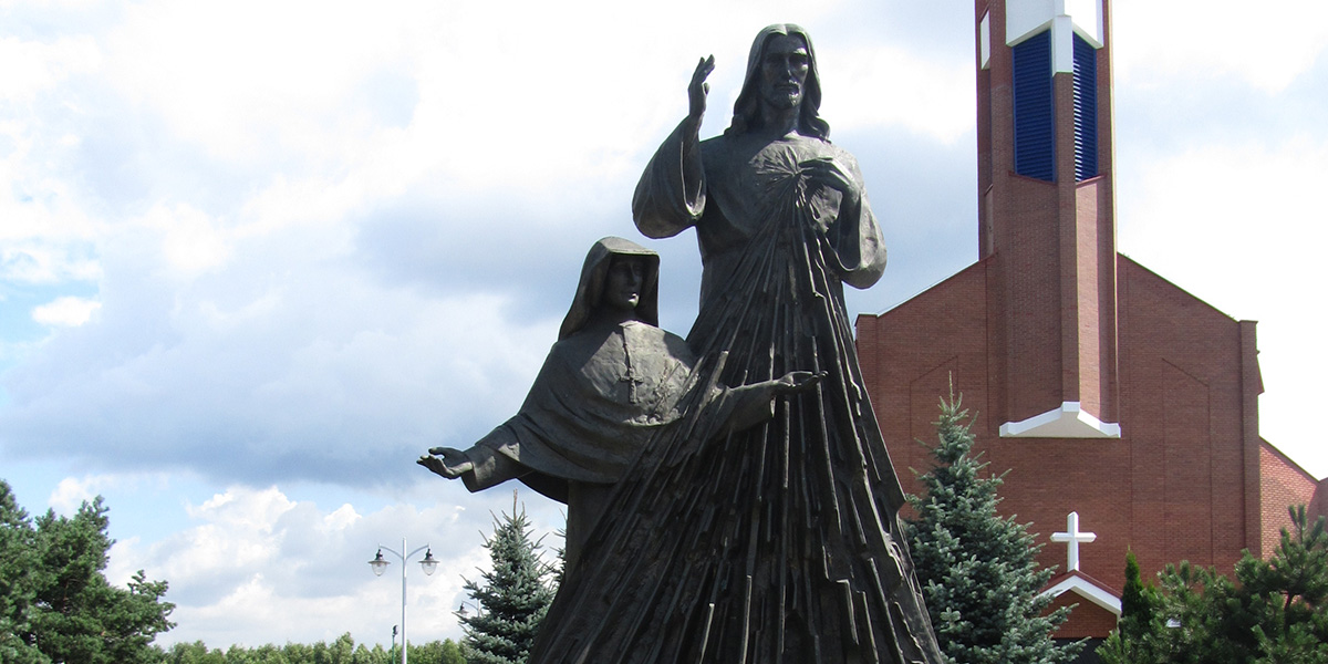 divine mercy faustina john paul II