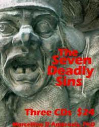 The Seven Deadly Sins - 3 CD Set