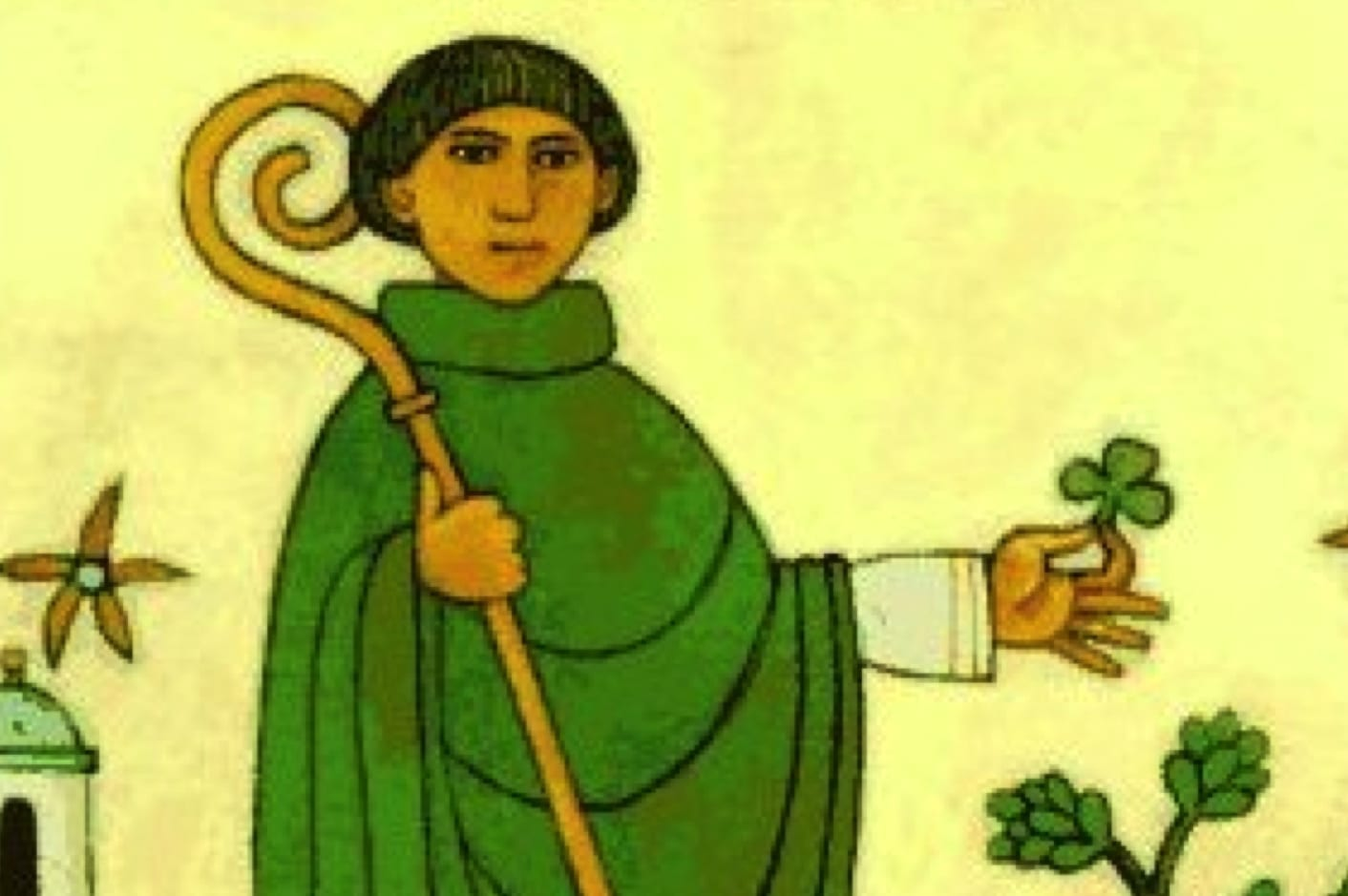 st. saint patrick patrick's day confession March 19