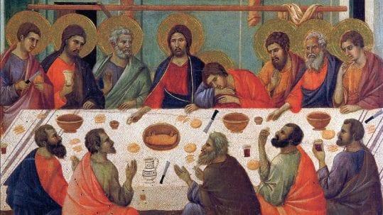 holy thursday eucharist as body of christ transubstantiation transformation eat flesh drink blood John 6 jueves santo transustanciación cuerpo y sangre de cristo Transubstanciación Eucaristía corpus christi