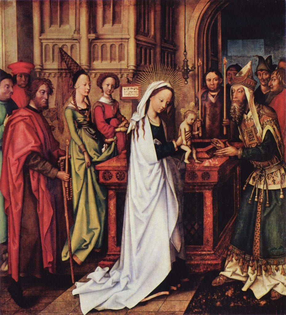 Feast of Presentation-Liturgy
