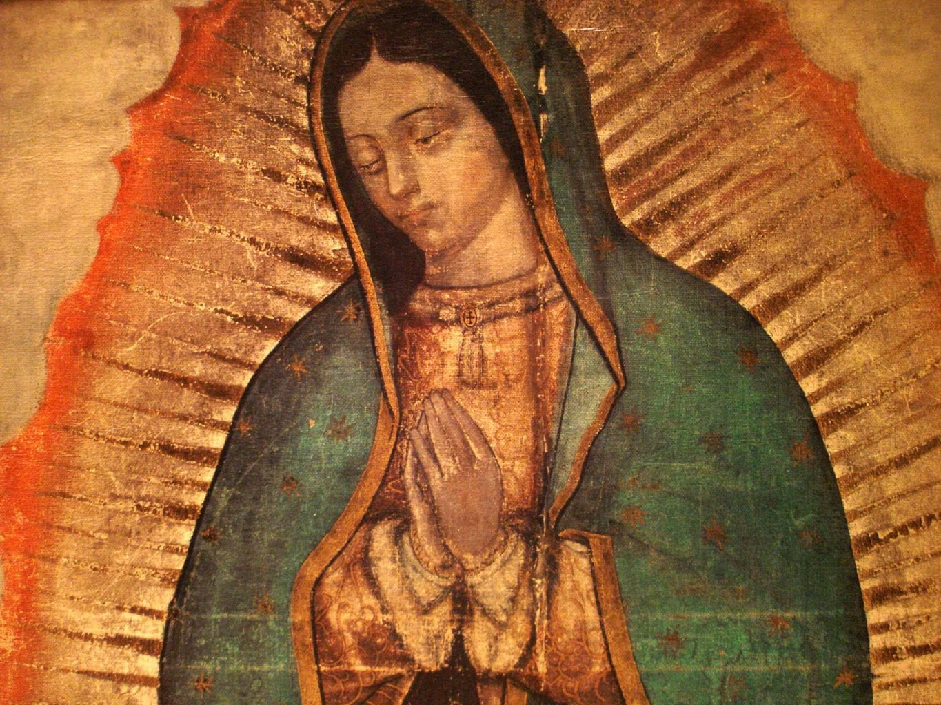 1531 Our Lady of Guadalupe appeared Juan Diego Tepeyac hill Mexico apparition Nican Mopohua Huei Tlamahuitzoltica antonio valeriano luis de la vega december 12 feast