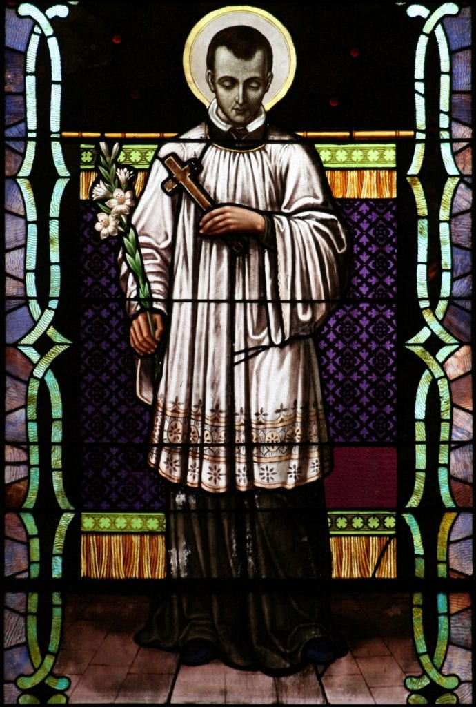 Saint Aloysius Gonzaga Letter to his Mother