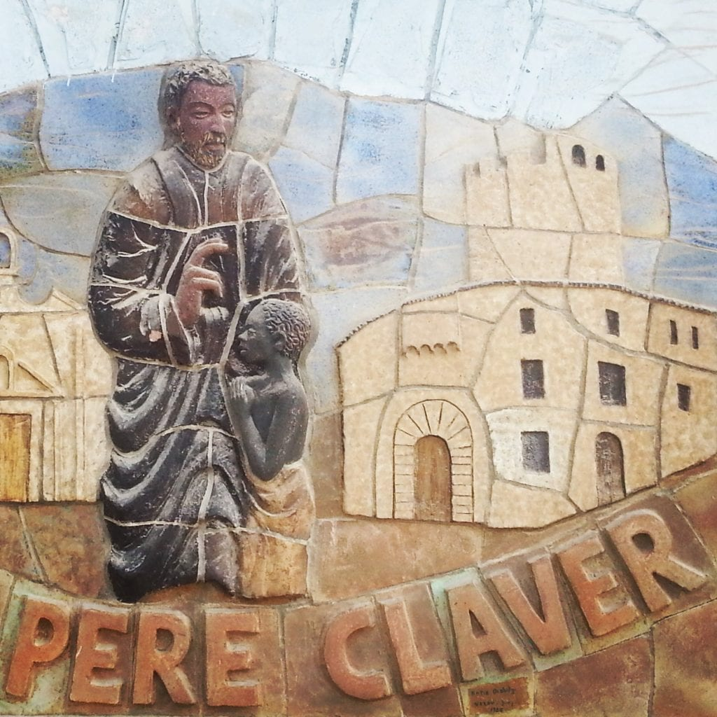 peter claver jesuit priest ministry to slaves slavery september 9