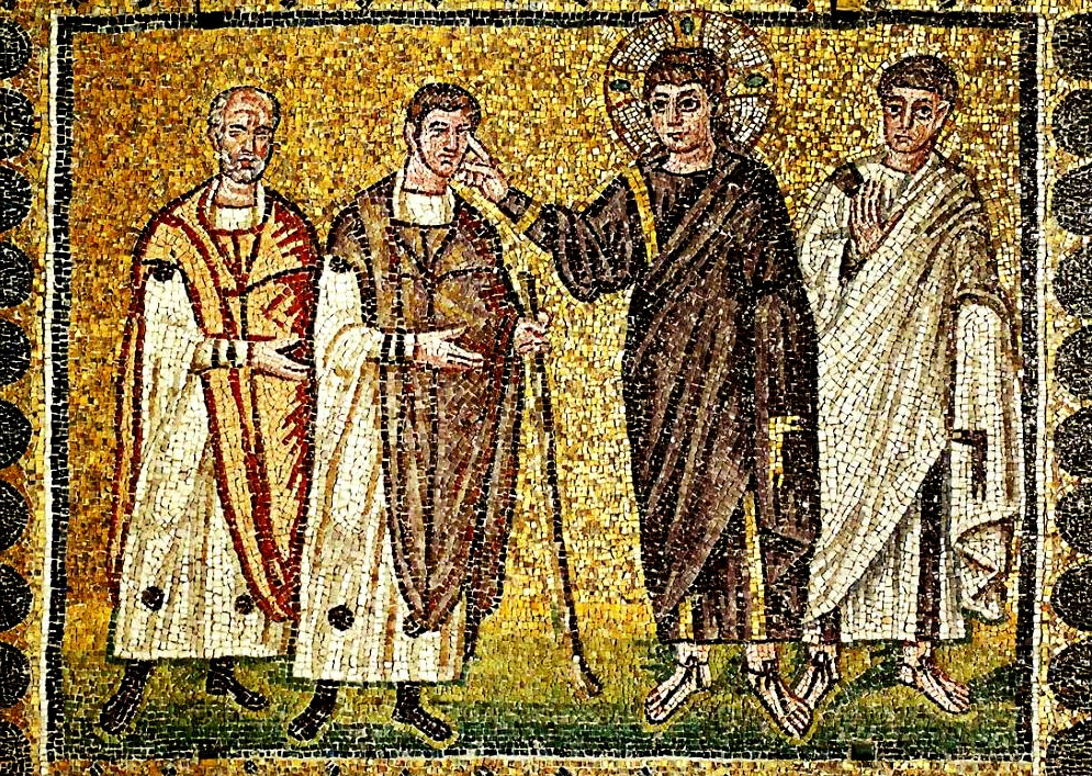 christ-heals-the-two-blind-men-on-the-road-to-jericho-basilica-di-santapollinare-nuovo-ravenna-italy-6th-century