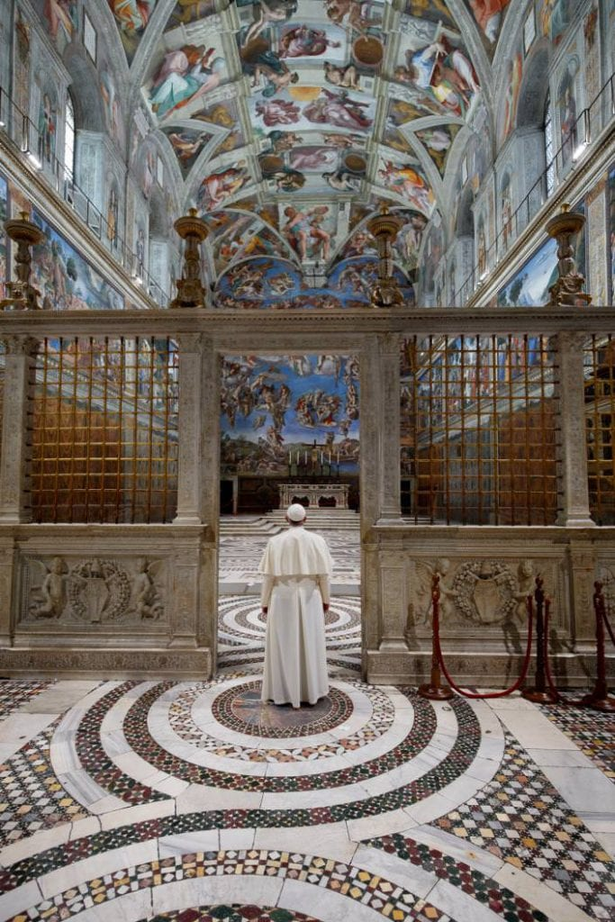 papal primer overview papacy catholic pope francis sistine chapel CDF Ratzinger congregation doctrine faith CDF- donum veritatis on the ecclesial vocation of the theologian dissent magisterium authority