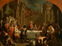 Wedding Feast of Cana – Faustus of Riez