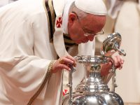 Pope Francis - Chrism Mass