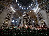 Homily of Pope Francis for the Closing Mass of Synod 2015