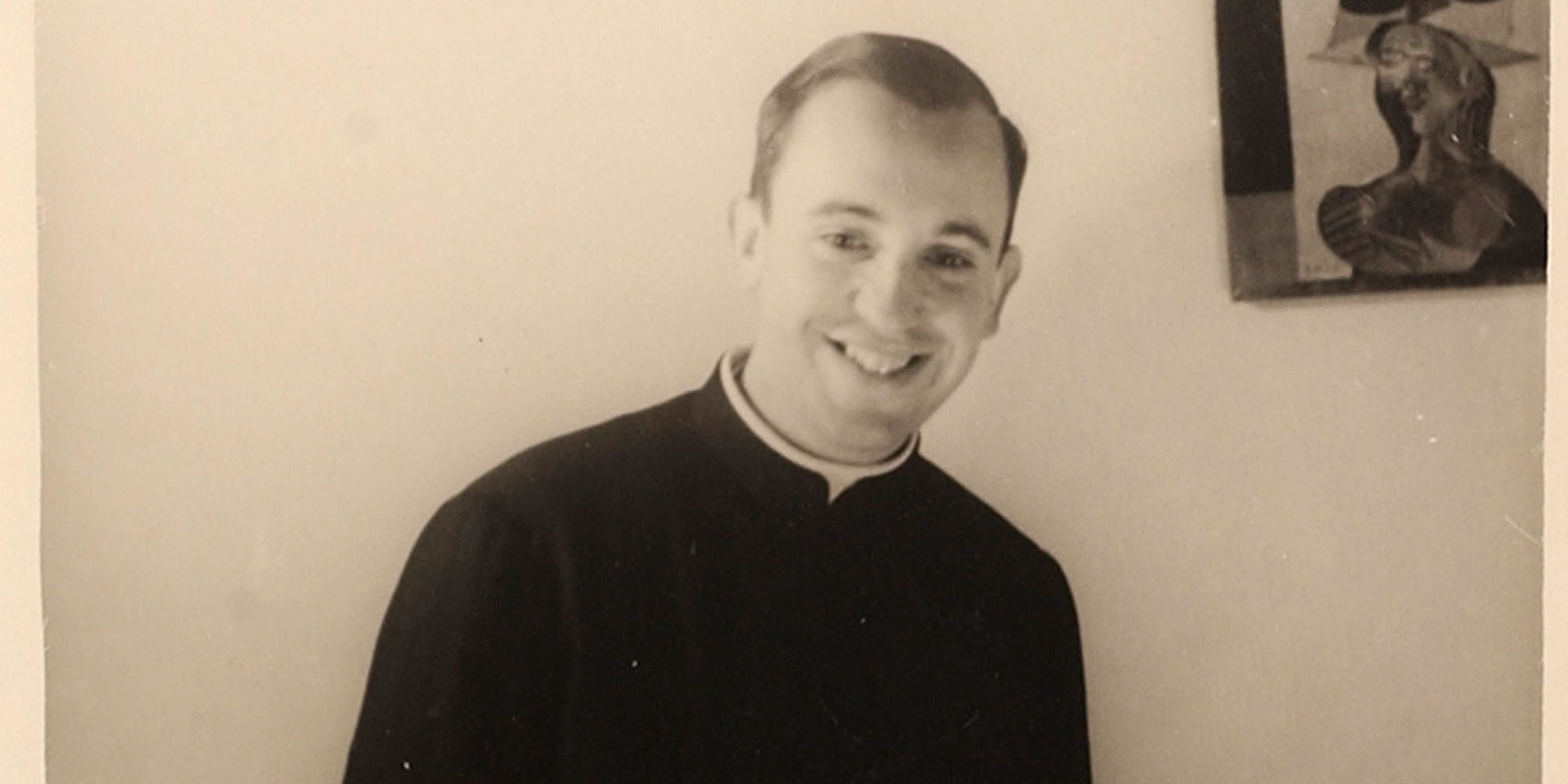 Pope Francis as a Young Man