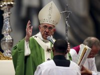 Pope Francis Closing Address to Synod 2015 on the Family