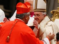 Pope Francis Greets Cardinals: Full Text