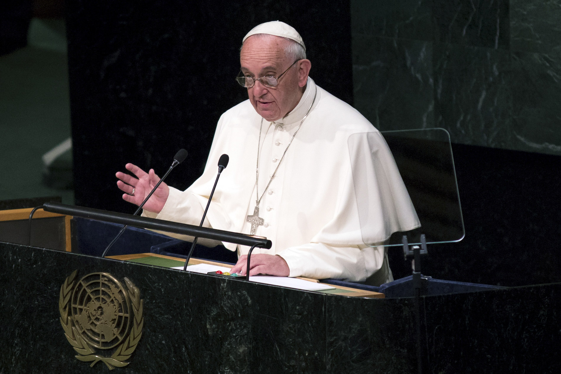 Pope's Opening Address to the 2015 Synod on the Family