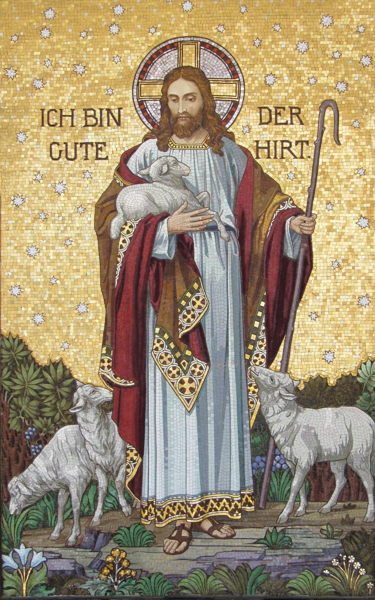 Prayer to the Good Shepherd-Gregory of Nyssa