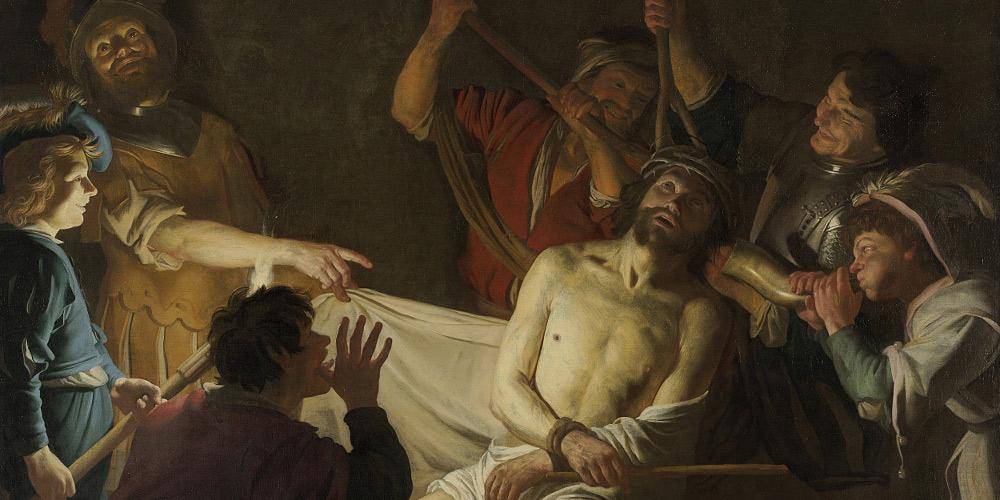 Temptations of Jesus Christ-Jeff Cavins - Crossroads Initiative