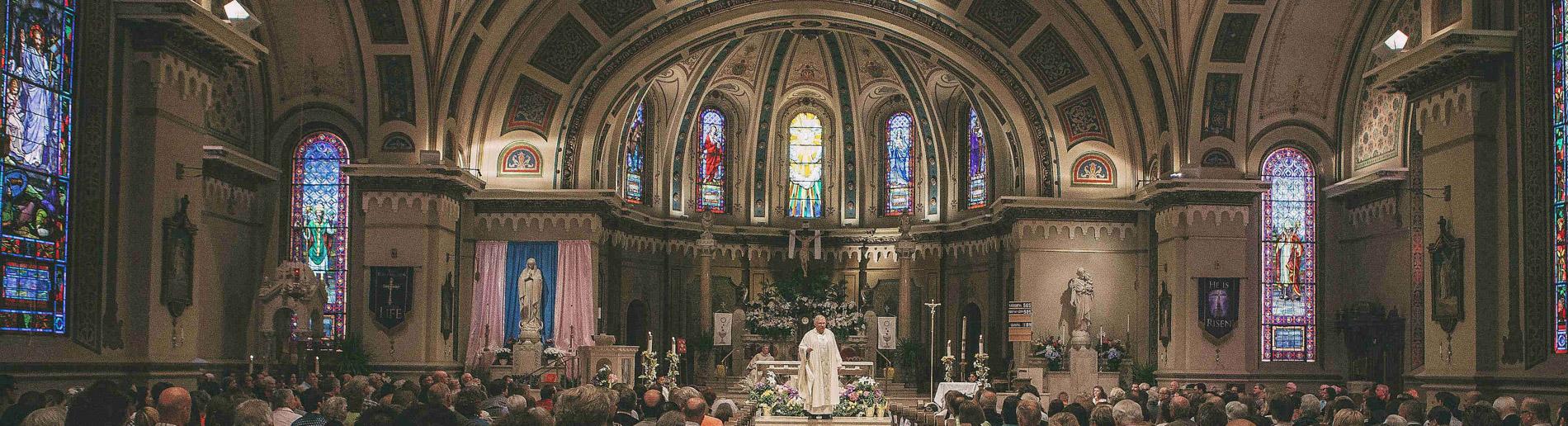 Catholic and Apostolic Faith – Irenaeus