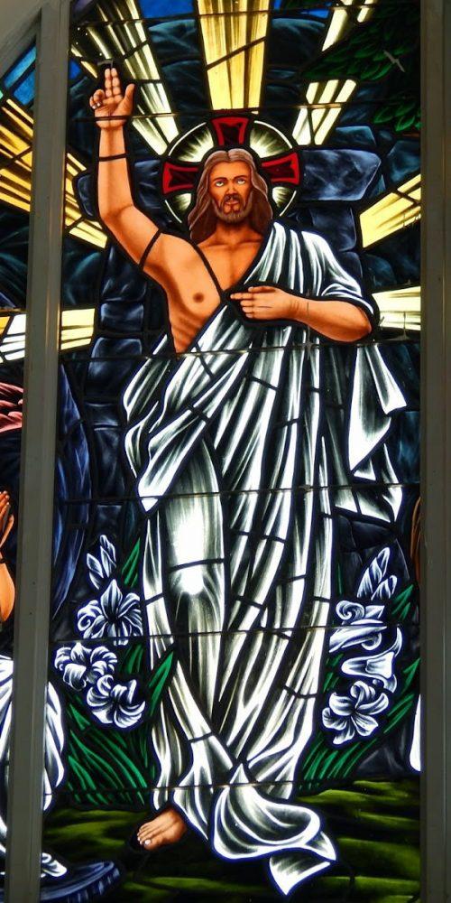 irenaeus - first fruits of the resurrection easter risen christ