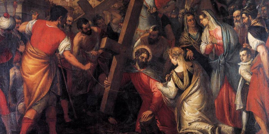 cross of christ cosmic tree holy week pseudo-chrysostom