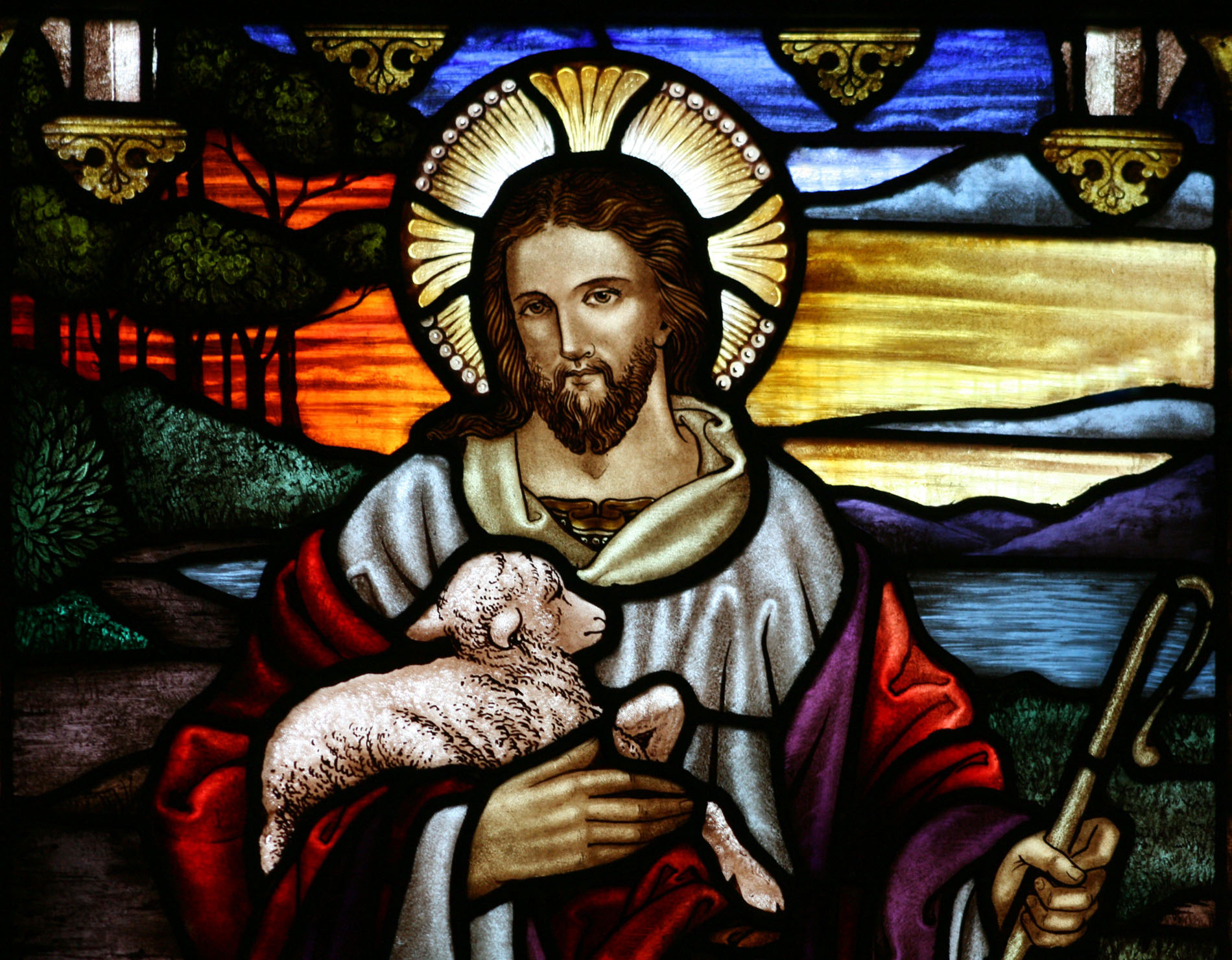 If We Are sheep, We Overcome – John Chrysostom