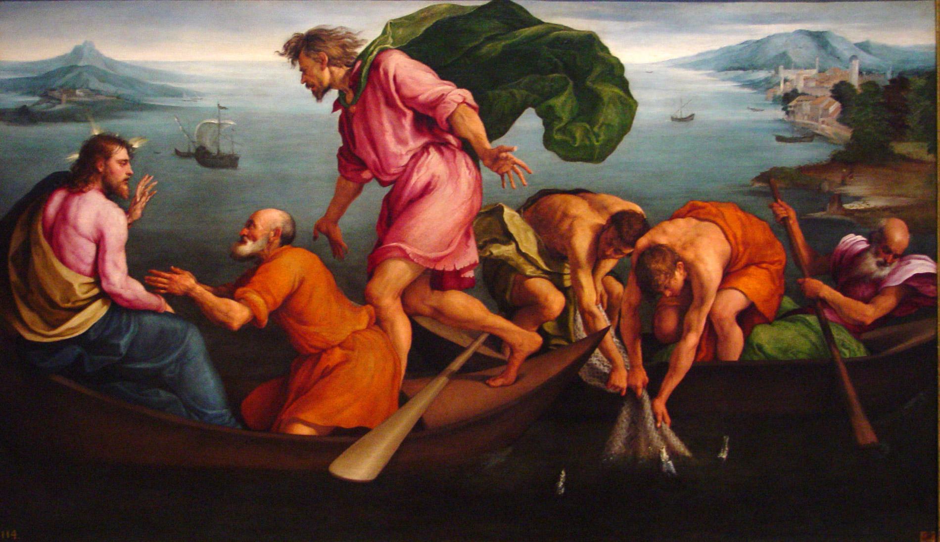john chrysostom st. james sons of zebedee santiago de compostela feast July 25