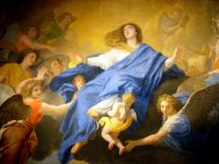Ancient Homily on Mary's Assumption