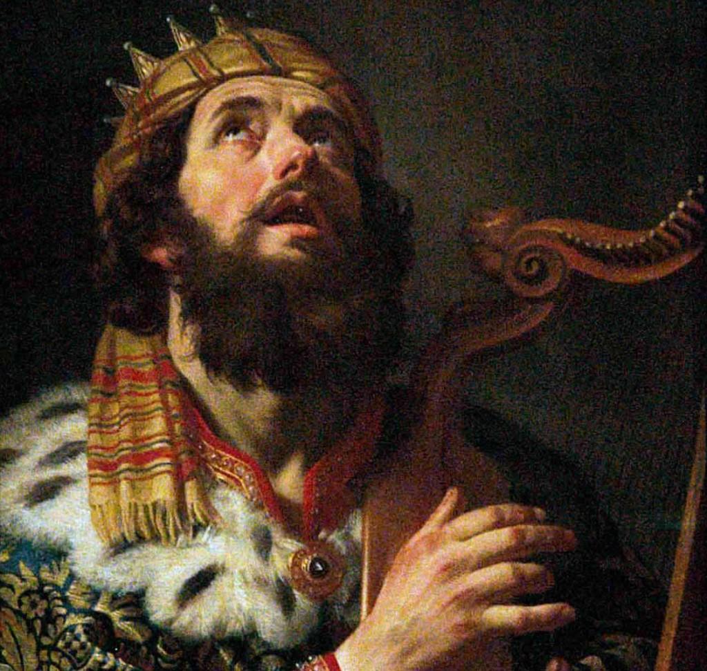 peter pope king david bible