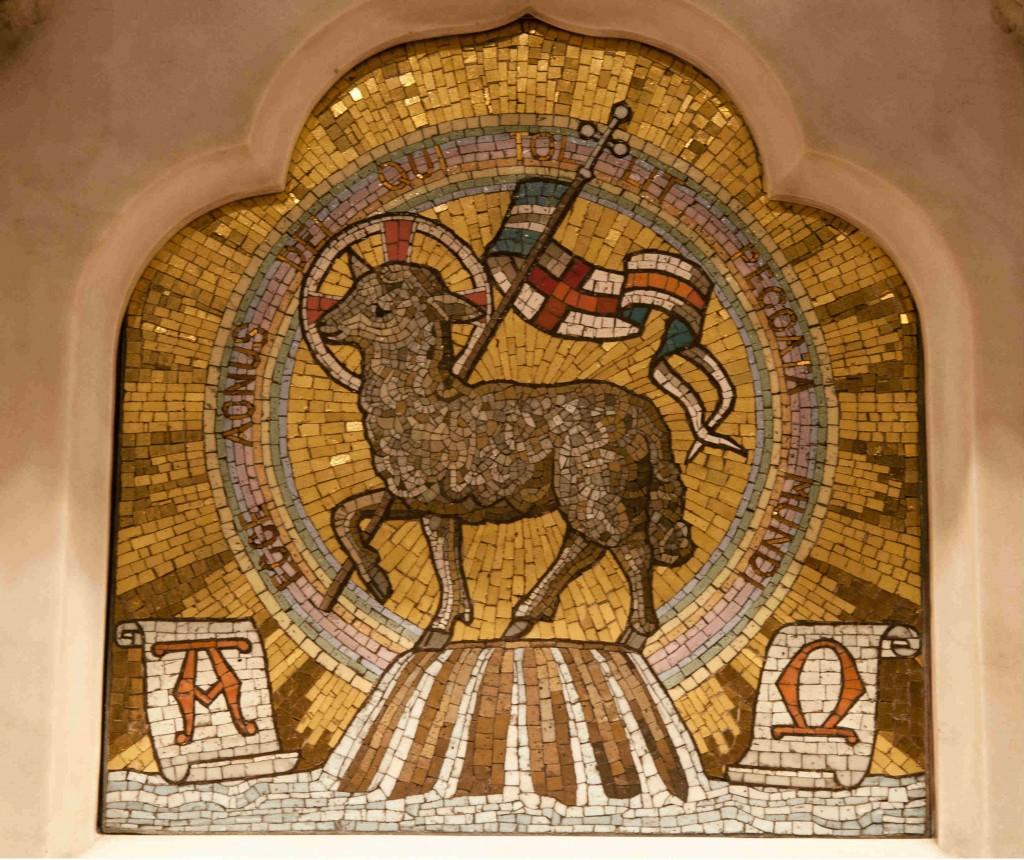 lamb god jesus passover