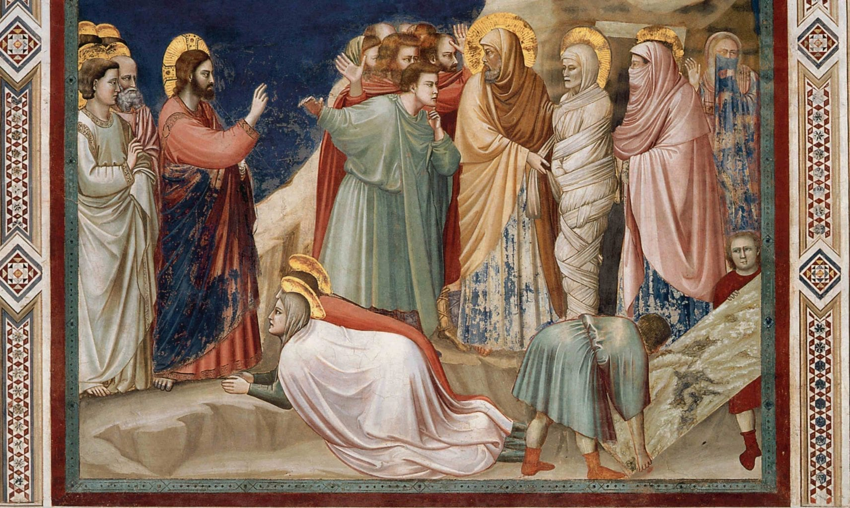 Raising of Lazarus - Death & Resurrection - Crossroads Initiative