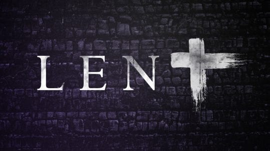 Lent 40 forty ideas for lenten season