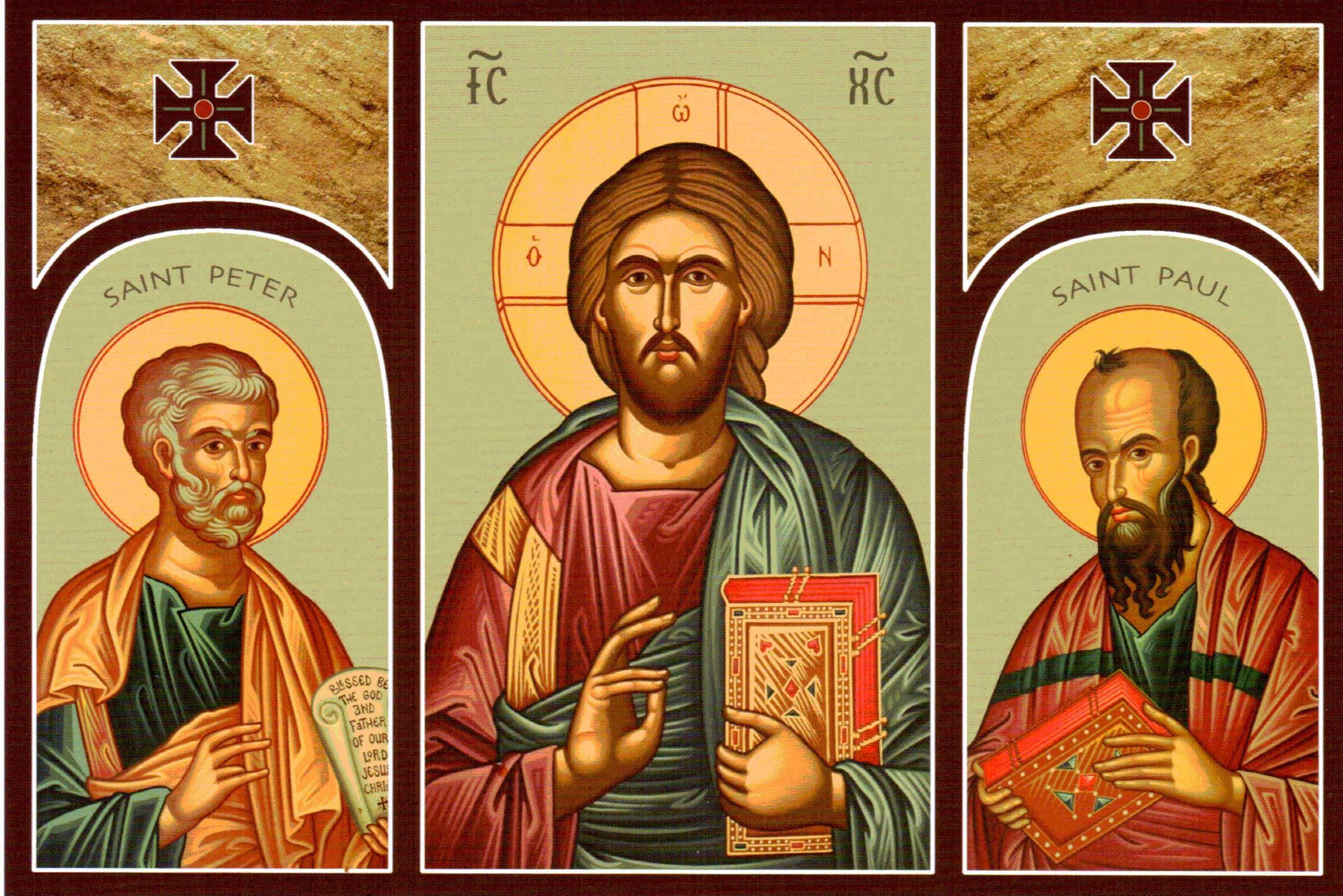 leo peter & Paul November 18 martyrs apostles martyrdom
