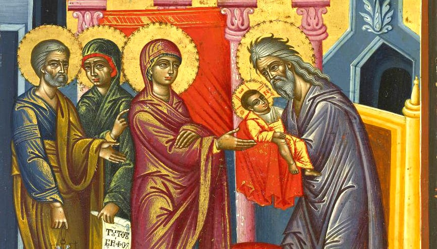 Feast of the Presentation of the Lord – Sophronius