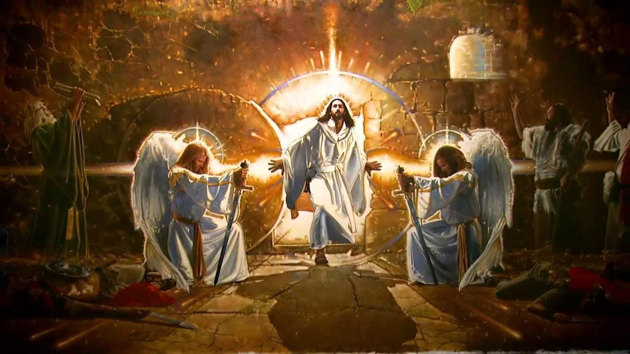 Easter Paschal Homily John Chrysostom Crossroads