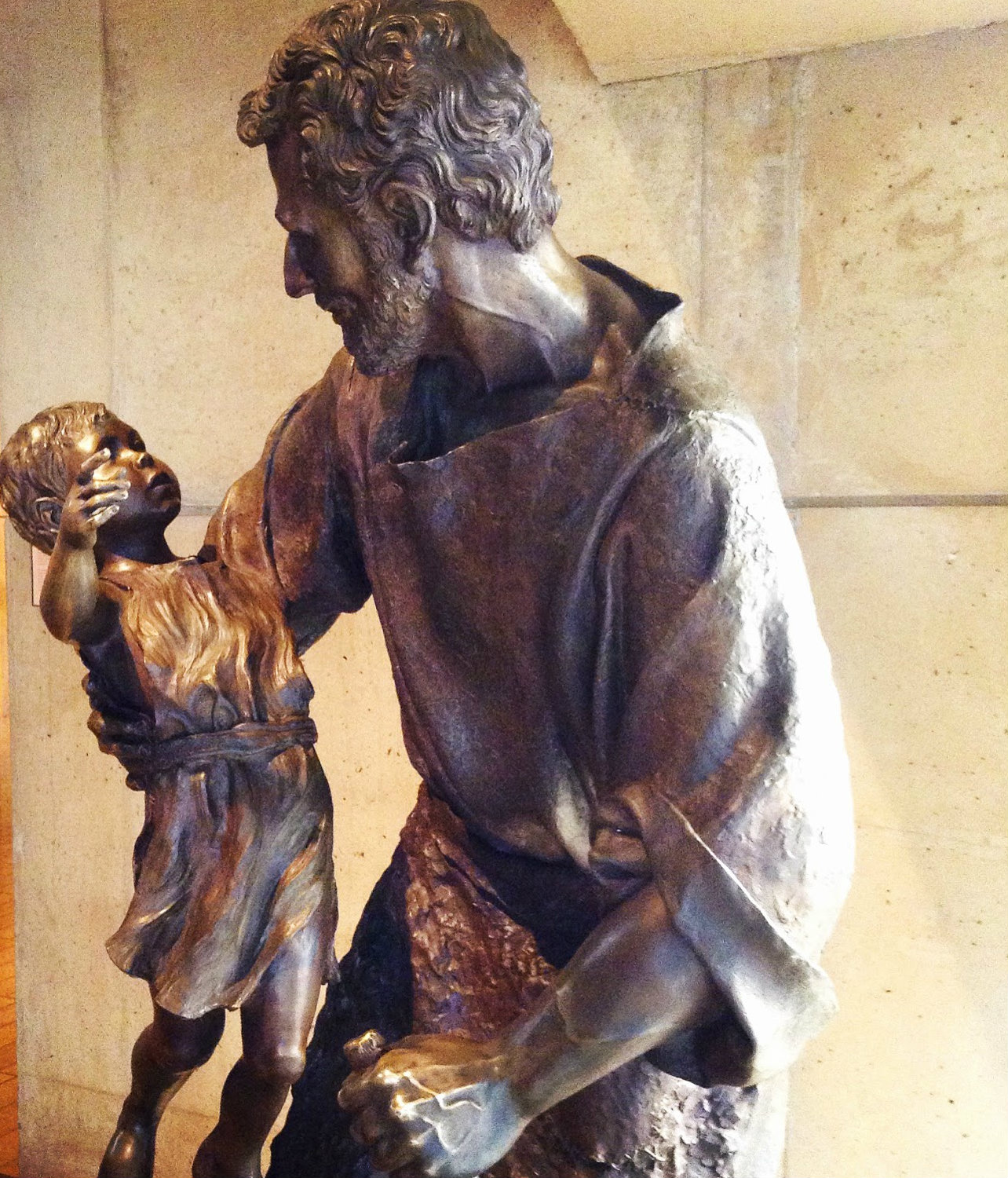 solemnity of saint st joseph day March 19 fourth 4th sunday of advent cycle A faith