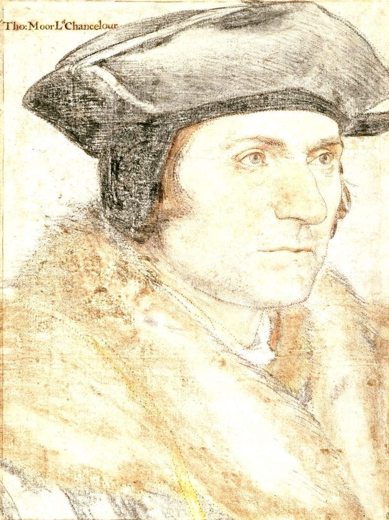 thomas more patron saint politicians statesmen conscience moral integrity truth john paul II motu proprio june 22