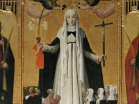 Eternal Trinity, Deep Mystery - Catherine of Siena