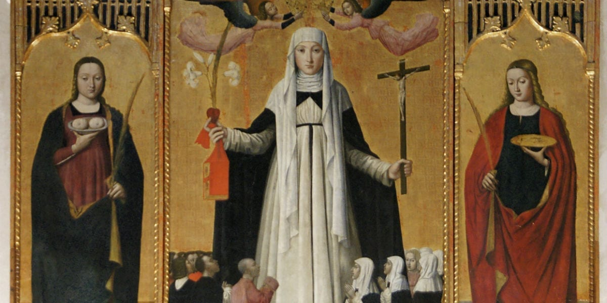 catherine of siena eternal trinity father deep mystery april 29