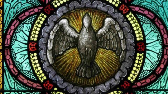 holy spirit glasss holy spirit church magisterium authority facebook