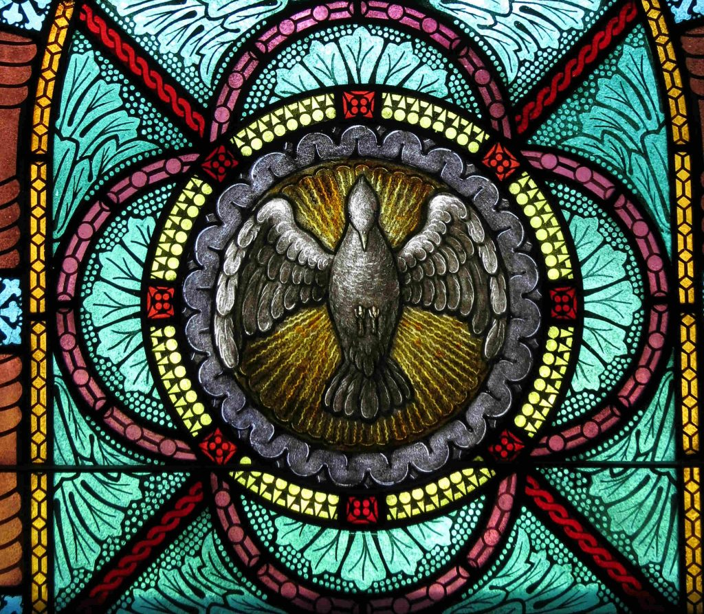 holy spirit church magisterium authority